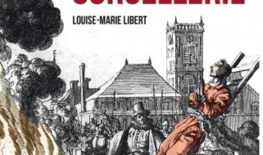 Les + terribles affaires de sorcellerie, de Louise-Marie Libert chez La boîte à Pandore