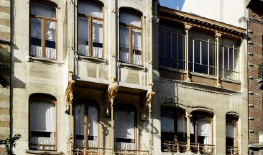 Musée Horta : L'ÉTAGE DES DOMESTIQUES ET LA VUE SUR LES LANTERNEAUX  OUVERT AU PUBLIC À PARTIR DU 19 DÉCEMBRE 2019