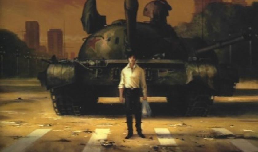 L'homme de l'année, tome  16. 1989 – l'inconnu de la place Tiananmen