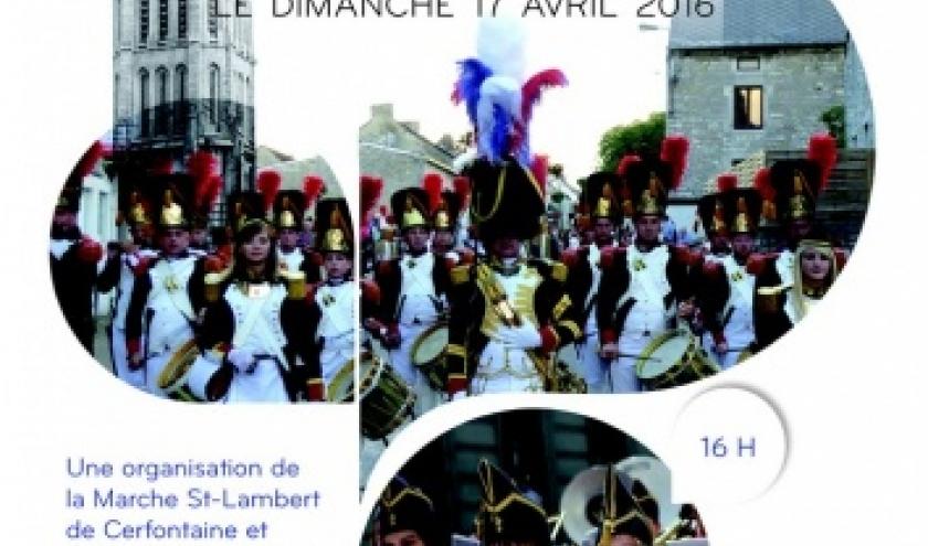 Concert d'empire à l'église de Cerfontaine le 17 avril 2016