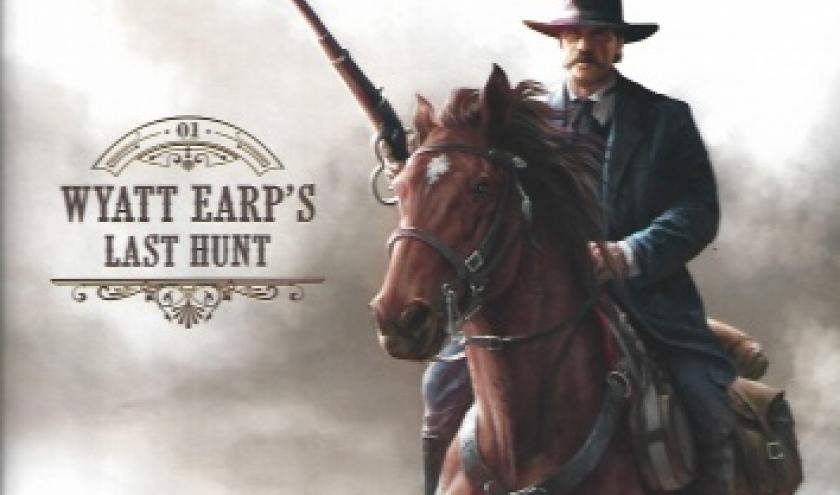 West Legends. Tome 1 - Wyatt Earp's Last Hunt