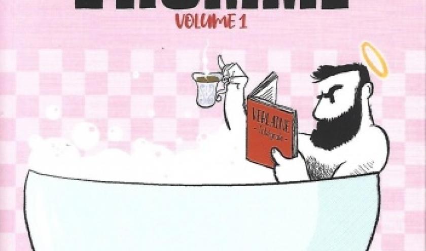 Carnets d'aventures ordinaires - L'Homme Tome 1