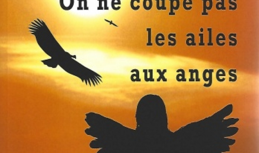 ON NE COUPE PAS LES AILES AUX ANGES, roman par le Cinacien Claude Donnay