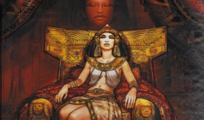 Reines de sang - Cléopâtre, la Reine fatale. Volume 1