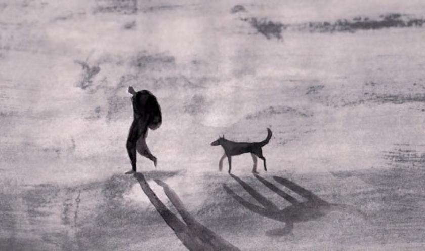 """Among the black Waves"" (c) ""Studio Ural-Cinema"""