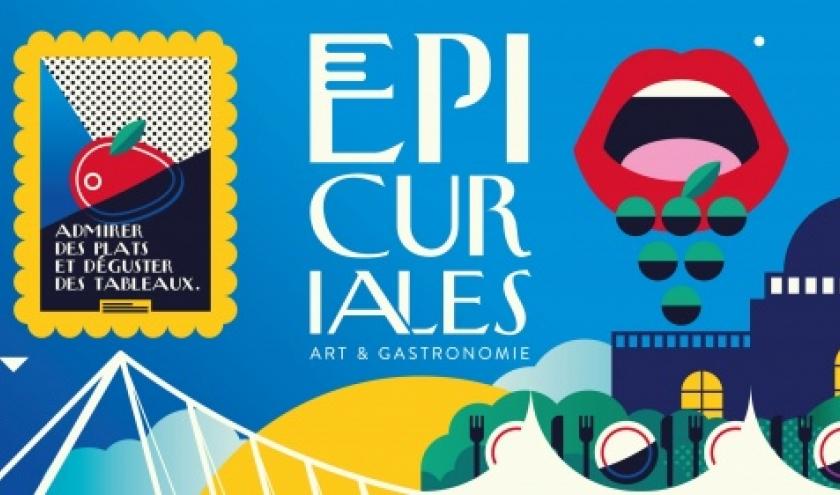 """15e """"Epicuriales"""", à Liège, du 06 au 10 Juin"""