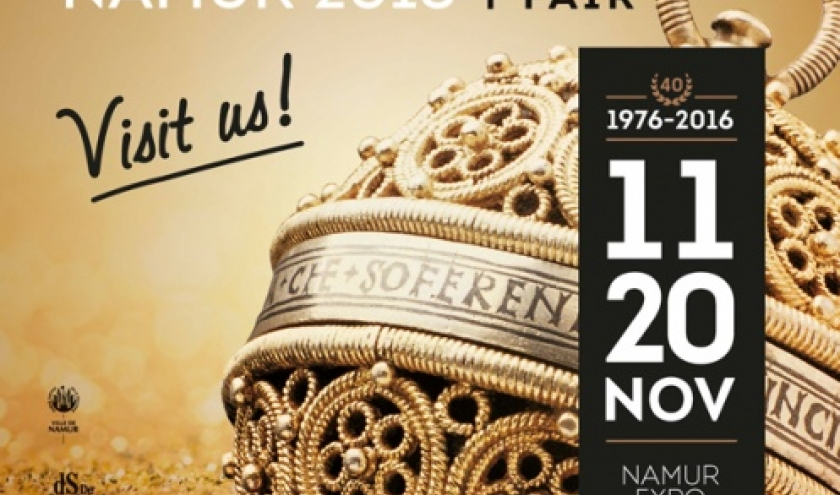 40ème « Antica Namur », jusqu'au 20 Novembre