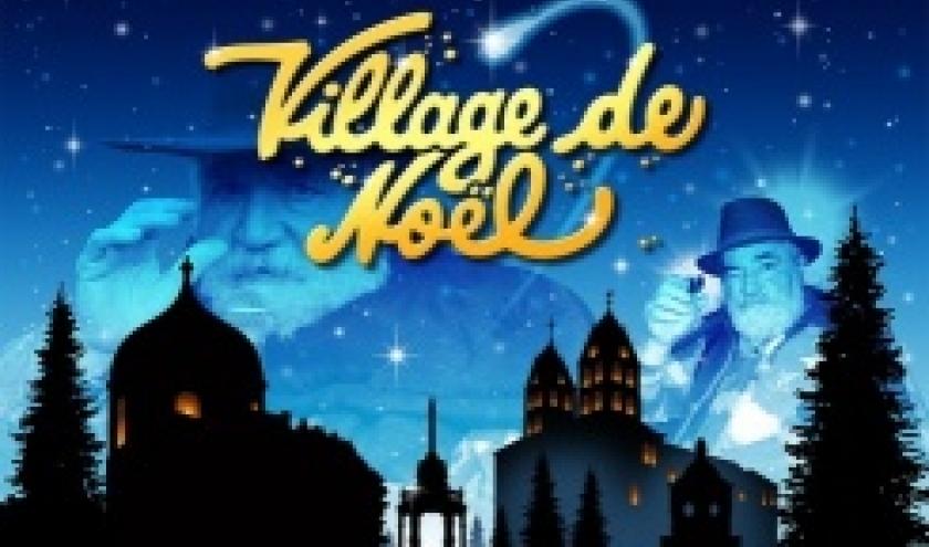 """Jusqu'au 30 Décembre, 31ème """"Village de Noël"""", à Liège"""