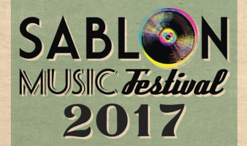 2ème « Sablon Music Festival », du 11 au 13 Août