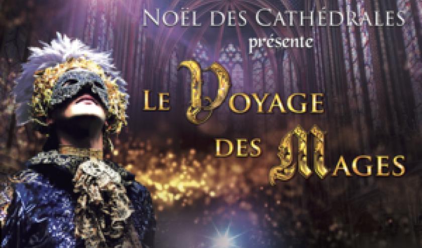 """""""Le Voyage des Mages"""" des """"Nocturnales"""", du 13/12 au 06/01"""