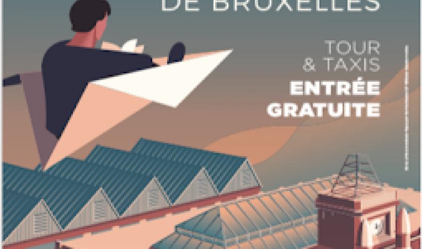 """50è """"Foire du Livre de Bruxelles"""""""