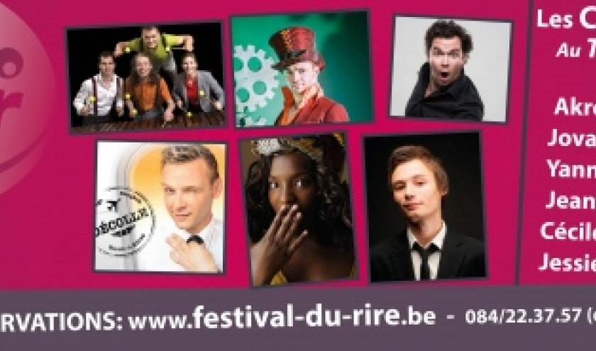 FESTIVAL INTERNATIONAL DU RIRE DE ROCHEFORT
