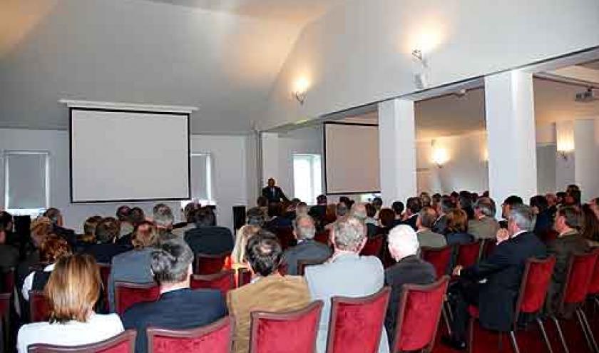 Philippe Corman, président pour les menuisiers wallons (FWMB)