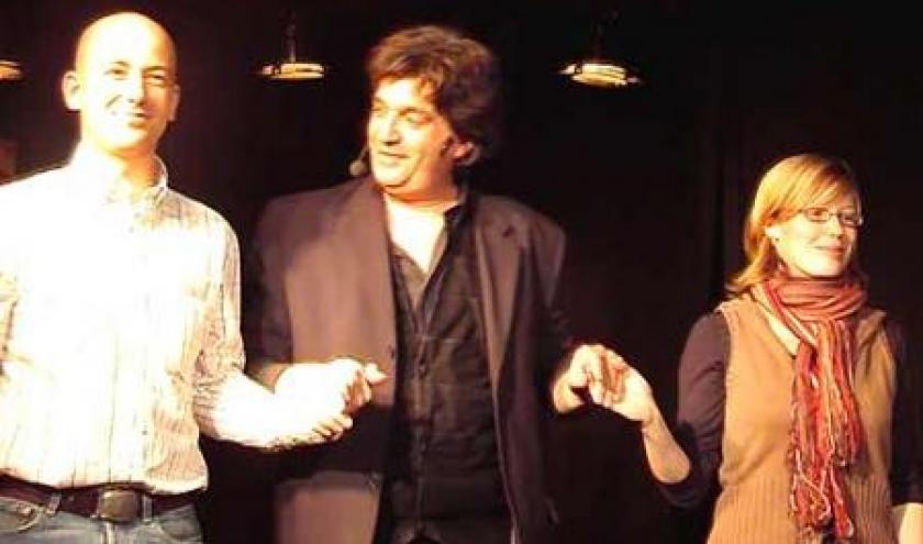 video 02:  Claudie Rion et Jerome de Warzee