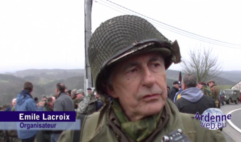 Marche de la 82nd Airborne Division