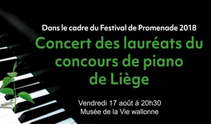 LIEGE.  Festival de Promenade 2018