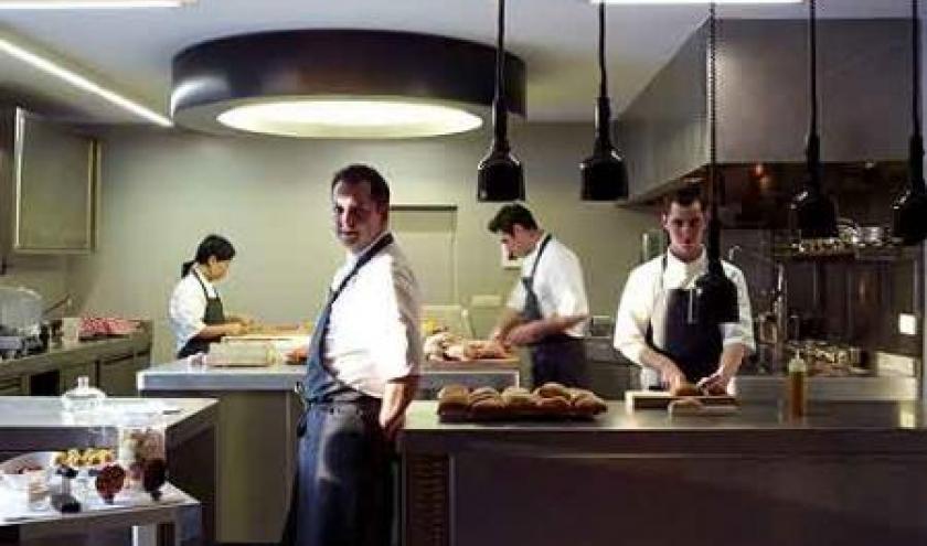 Cours de cuisine du chef Christophe Pauly