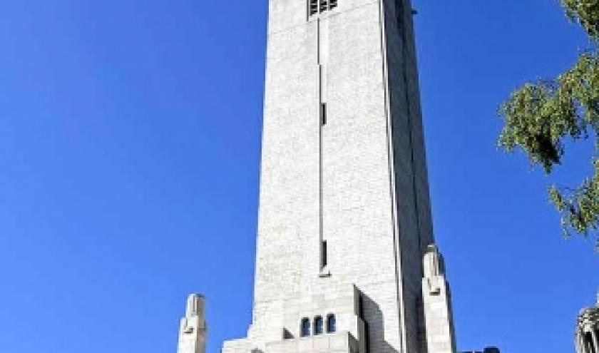 Monument Interallie Cointe, LIEGE,histoire,architecture