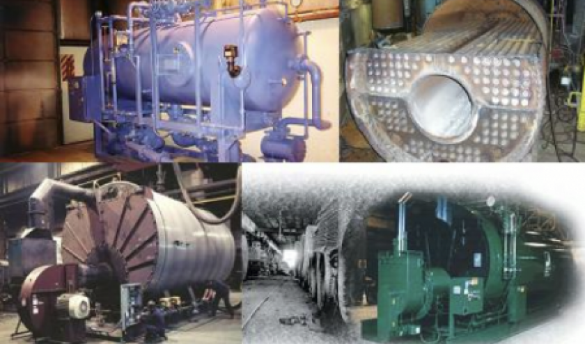 Traitement eau-vapeur chaudiere polyamine