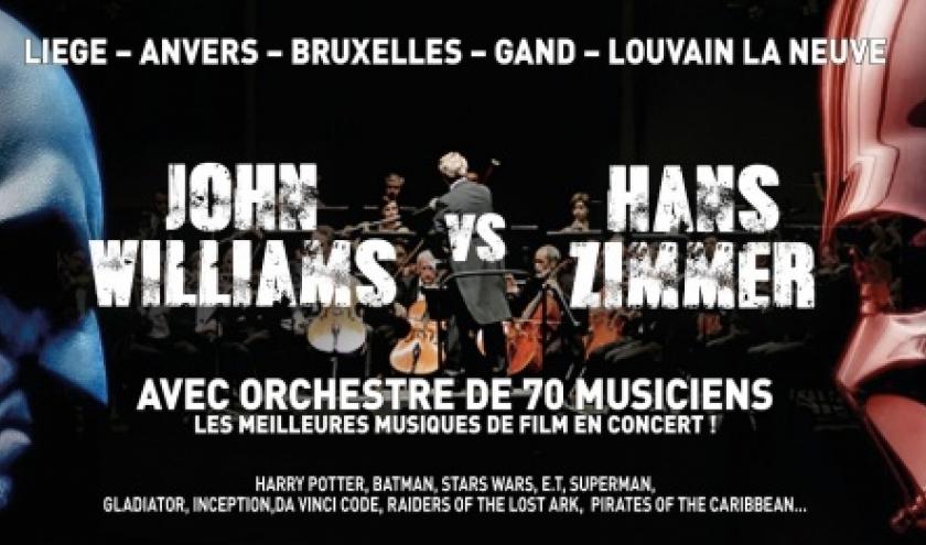 John Williams vs Hans Zimmer