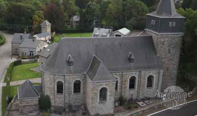 Eglise Dochamps video