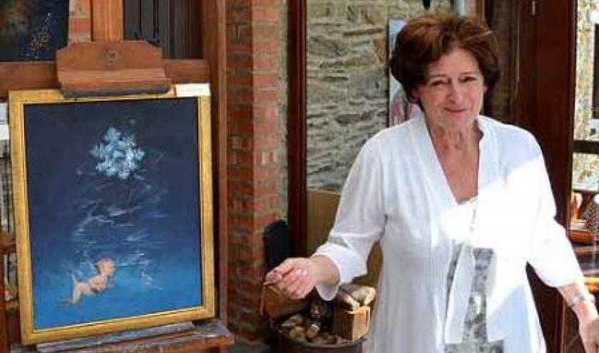 Marie-Elise artiste peintre