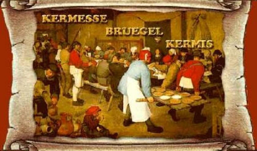 Bruxelles à l'heure de Bruegel