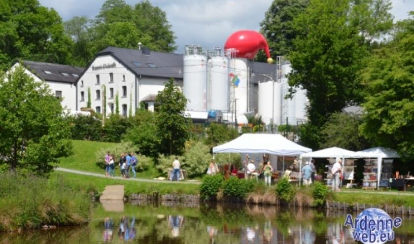 Achouffe, village des artistes,6329