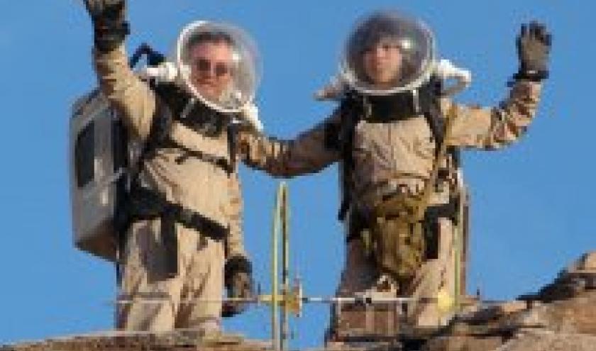 Dernier jour sur Mars