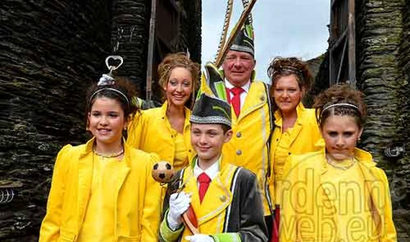 Mago 1er Prince carnaval 2013