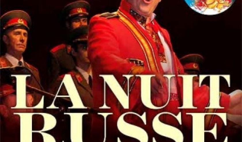 NOEL au Pays des Tsars