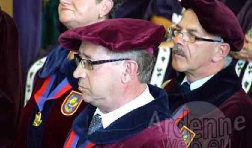 10e anniversaire de la Confrerie de la Myrtille de Salm le samedi 4 septembre 2010 - video 03