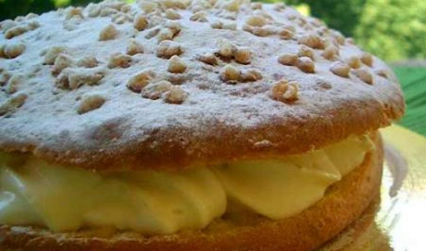 une tropezienne , tarte  de Maxime monfort, nadrin, belgique