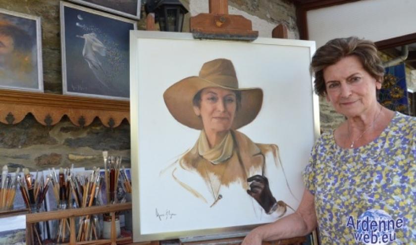 Printings by Marie-Elise. Master painter