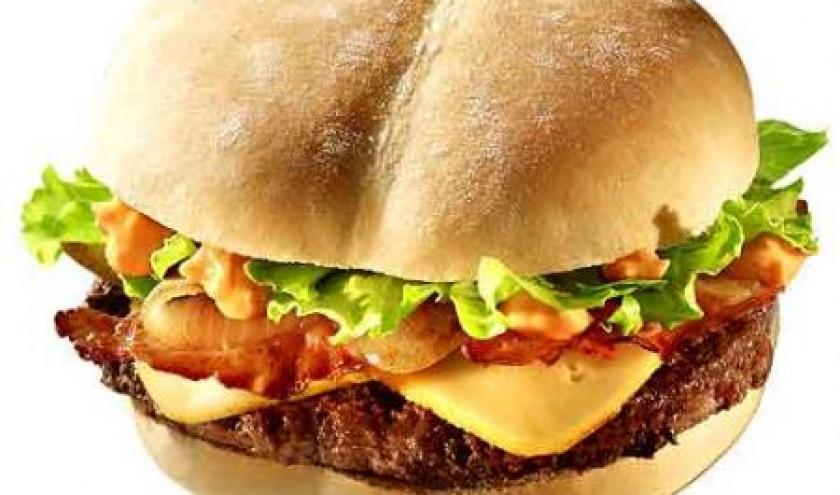 Le Belgo Burger de McDonald