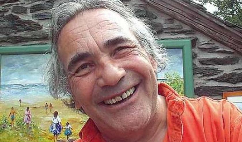 Clovis Grandhenry, artiste  peintre, video juin 2007