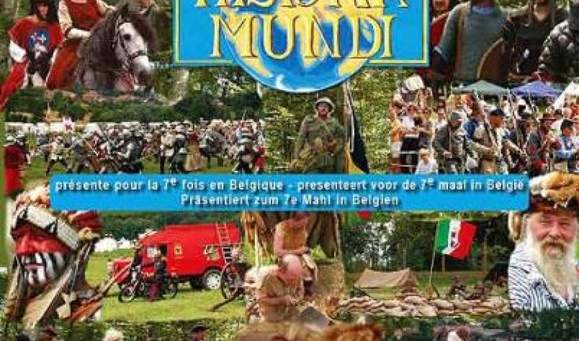 Historia Mundi de Bastogne de 10 à 18h les 20 au 21 juin 2009