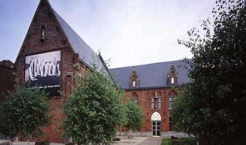 Facade du musee-Jacques Vandenberg