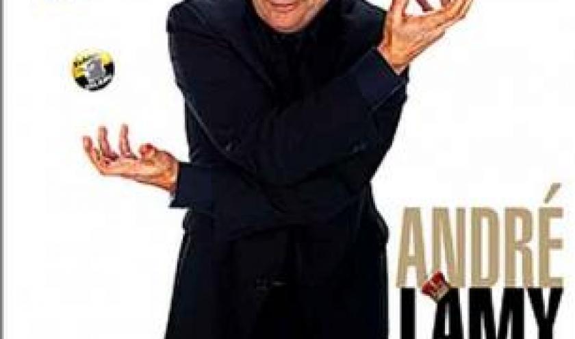 André Lamy à Rochefort