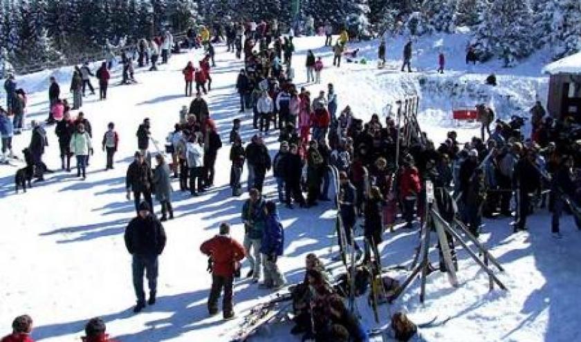 Baraque La Fraiture Le Royaume Belge Du Ski Ardenne Web