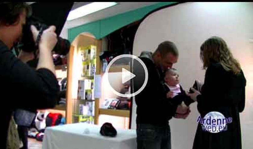 Baby Pekus et Photosbox