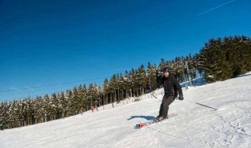 Ski alpin a Ovifat ( Photo Dominik_Ketz )