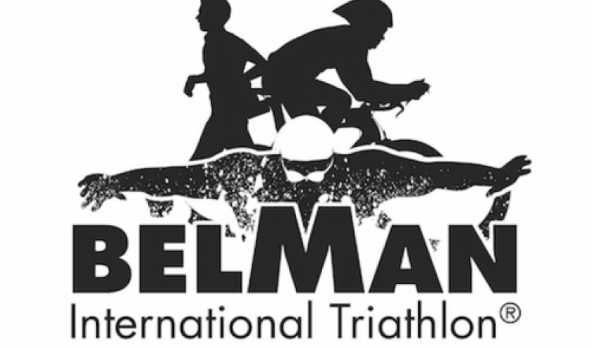6ème édition du BELMAN INTERNATIONAL TRIATHLON au Lac de Robertville.