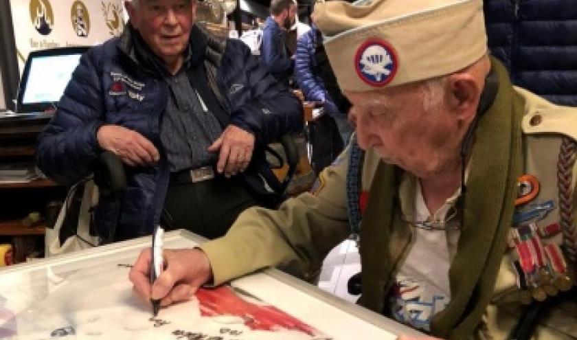 Emotion à Bastogne jeudi soir ( 12.12.2019 -  RTL Infos)