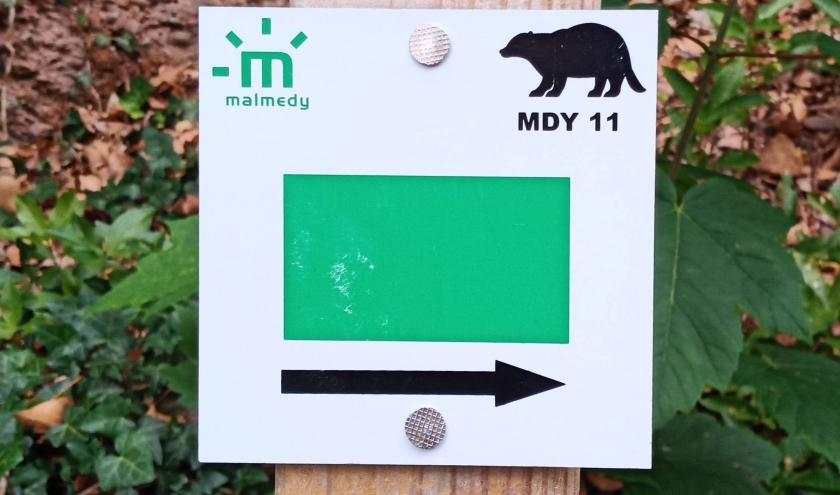 Le logo de MDY11