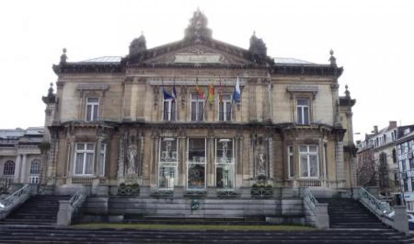 La facade des Anciens Thermes