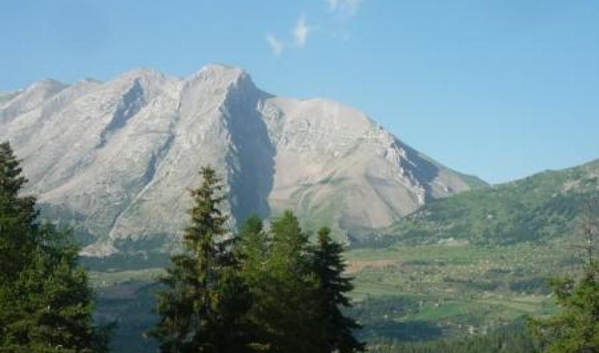 Les montagnes du Devoluy
