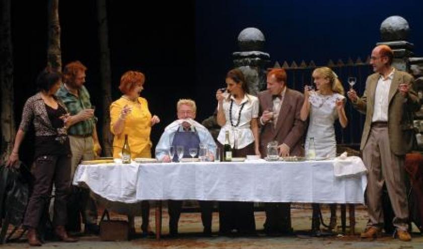 """"""" Noces de Vent """" une production du Theatre Loyal du Trac"""