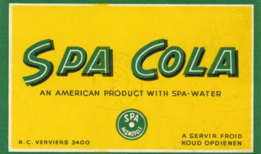 Photo 1  Spa Cola
