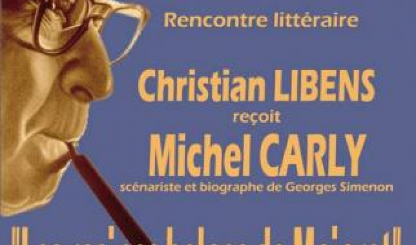 STAVELOT                                 « Les racines belges de Maigret »